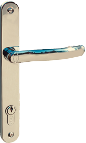 gold handle for bifold plus folding sliding door