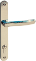 gold coloured handle for bifold linear plus bi fold folding door